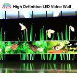 P3.91 실내 HD 임대 LED 영상 스크린 움직일 수 있는 발광 다이오드 표시 벽