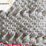 Abat-jour de Macrame de corde de coton