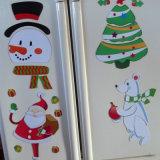 Frigorifero promozionale all'ingrosso di natale del magnete del frigorifero magnetico per la decorazione