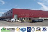 Edificio de acero prefabricado del taller de la construcción
