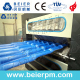 PVC+ASA/PMMA glaçure Ligne de production d'Extrusion de tuiles du toit