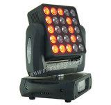 신제품 단계 점화 LED 매트릭스 이동하는 맨 위 빛