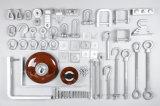 Poste eléctrico de Hardware de la línea de galvanizado en caliente de armado de doble tornillo