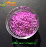 Violeta de pigmentos fotocromáticos para aplicaciones de esmalte de uñas