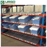 Muchos años de experiencia de la producción de acero ligero flujo de caja Rack