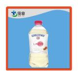 Escrituras de la etiqueta blancas del plástico para el agua mineral