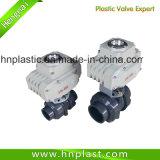 플라스틱 벨브 /PVDF ANSI에 의하여 전기 플라스틱 공 벨브