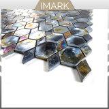Levering van het Zwembad van het Mozaïek van het Glas van het Mengsel van Imark de Zwarte