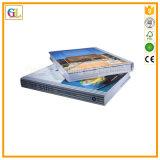安いハードカバー本の印刷サービス(OEM-GL008)