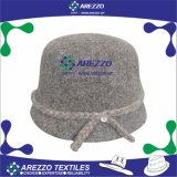 Dame Winter Polyester Bucket Hat (AZ047)