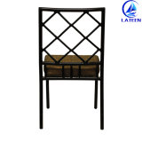 중국 공장 도매 금속 가구 결혼식 Chiavari 의자
