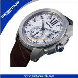 Novo relógio de quartzo unissexo encantador Sport pulseiras de relógio de Aço Inoxidável