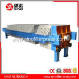 Chambre de PP à joint hydraulique filtre presse en Chine