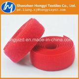 Gancho e Velcro de nylon pegajosos fortes do laço para cortinas