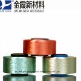 FDY Dope Tingidos 600d/192f fios de filamentos de poliéster fios estabelecida