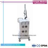 Laser CO2 fractionnelle de se froisser Dépose du matériel médical