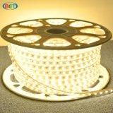 LEDのストリップPVC LEDロープライトのための110V 220V 240Vチャネル