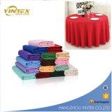 120 toalhas de mesa redonda Roseta Cetim Bordado pano de mesa