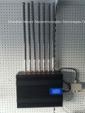 2g3g4g5gリモート・コントロールLojack UHF VHFのための各バンド10W高出力力の感動させるコントロール・パネルのシグナルのブロッカー