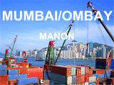 A certeza de um serviço de entregas ar/mar de Guangzhou para Mumbai/Ombay
