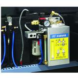 Lettera acrilica di punto culminante che lavora il router alla macchina concentrare di CNC di legno di CNC