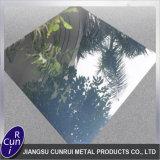 Piatto dell'acciaio inossidabile di Inox del Ba dello specchio di ASTM SS316 304