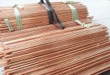 Ligne la terre en acier plaquée de cuivre solide chimique Rod de Pôle de matériel