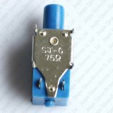 수평한 75 옴 0-20dB CATV 조정가능한 감쇠기 평형 장치