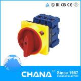 440V 100A Isolierscheibe-Schalter mit Cer RoHS Bescheinigung
