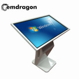 Selbstservice, der den Spieler-horizontalen Typen bekanntmacht Spieler 32 Zoll-im Freien Digitalsignage-Netz-Arbeit LCDdigital Signage bekanntmacht