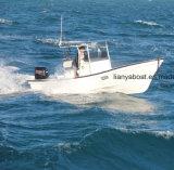 Neues Fiberglas-Fischerbootepanga-Boot des Liya Fiberglas-Boots-25FT