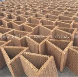 Гуанчжоу Weter охлаждения системы охлаждения блока при испарении площади охладителя нагнетаемого воздуха детали