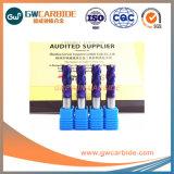 Atualize os produtos cimentados HRC45-HRC60 Carbide extremidade quadrada Mills