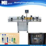 Máquina de empacotamento para o equipamento de rotulagem do adesivo dobro automático cheio dos lados