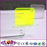 Анти--UV пластичный плексиглас PMMA бросил акриловый лист