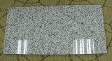 Bianco bianco di Bala di colore/mattonelle di pavimentazione del granito fiore bianco/grande di Seaseem/scale bianche