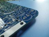 6oz重い銅PCBのボード2layer 3.2mm厚く青いマスクと