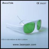 Laserpair에서 630의 - 660nm & 800 - 1100nm Laser 보호 고글