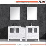 Diseño clásico de alta calidad de la cuenca de cerámica de la vanidad de baño T9218A