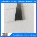 Ik vorm 24mm de Thermische Staaf van het Polyamide van de Onderbreking PA66GF25 voor Voorzijde