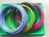 Enduit de PVC Petite Bobine fil de fer