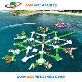 Parc aquatique de l'Aventure Aquatique gonflables pour enfants et adultes