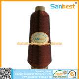 Draad van uitstekende kwaliteit van het Borduurwerk van de Polyester de Metaal