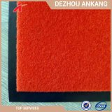 100% полиэстер мягкой велюровой тесьмой поверхность коврика для использования вне помещений