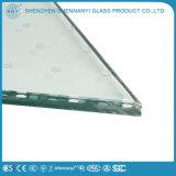 glas Showerd van de Kunst van 12mm het Decoratieve Deur Aangemaakte