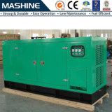 prix d'usine 300kVA Groupe électrogène Diesel silencieux du moteur