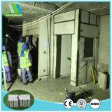 Leve 4 horas de resistência nominal a incêndios do painel do tipo sanduíche de cimento de betão leve para paredes exteriores interiores