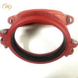 ASTM A536 ranurado de hierro dúctil de montaje del tubo de acoplamiento