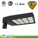 Dlc de ETL de 300 vatios Cvp enumerados LED de área de la calle Parking Dispositivo de luz LED Luz caja de zapatos