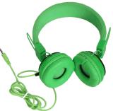 Form verdrahteter Kopfhörer mit Webart-Stirnband für Handy